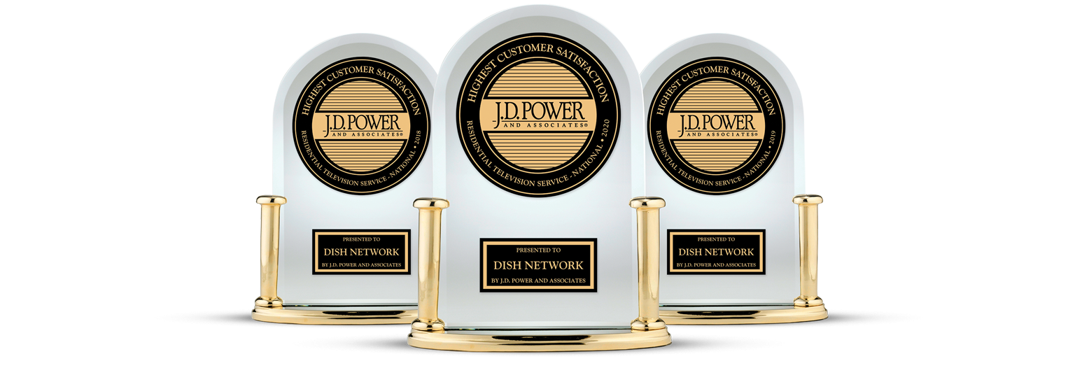 DISH Customer Satisfaction - Ranked #1 by JD Power - SKYCOM in Topeka, Kansas - DISH Authorized Retailer