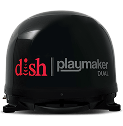 DISH Playmaker Dual - Outdoor TV - Topeka, Kansas - SKY COM - DISH Authorized Retailer